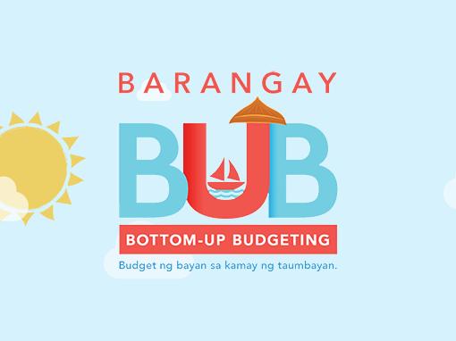 DILG: Barangay Bottom-up Budgeting